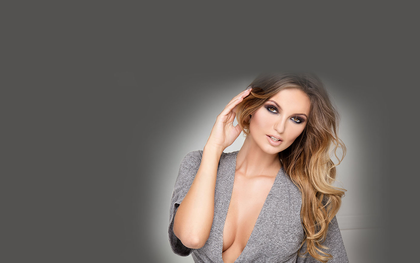 Transumbilical Breast Augmentation model