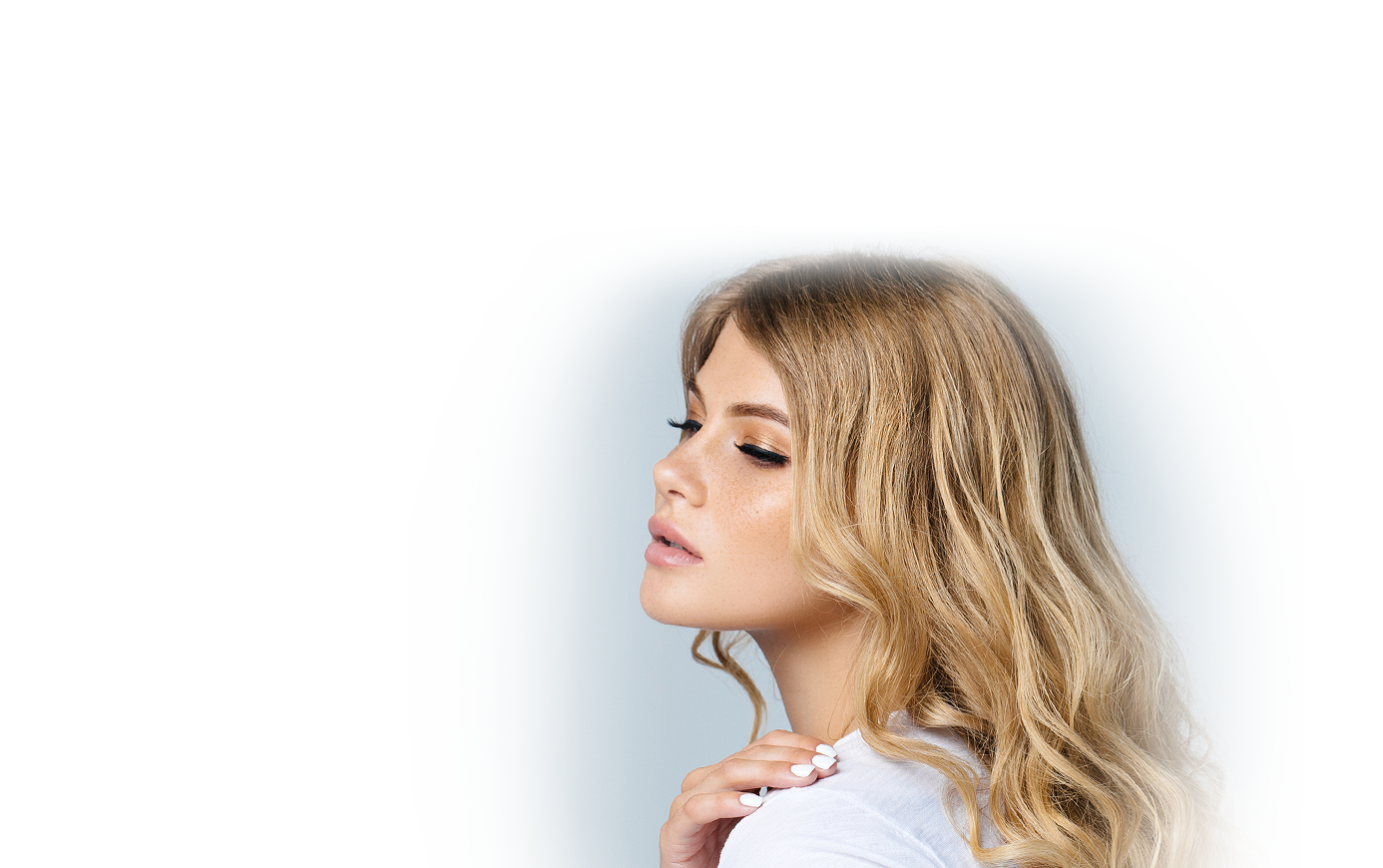 Non-Surgical Rhinoplasty model