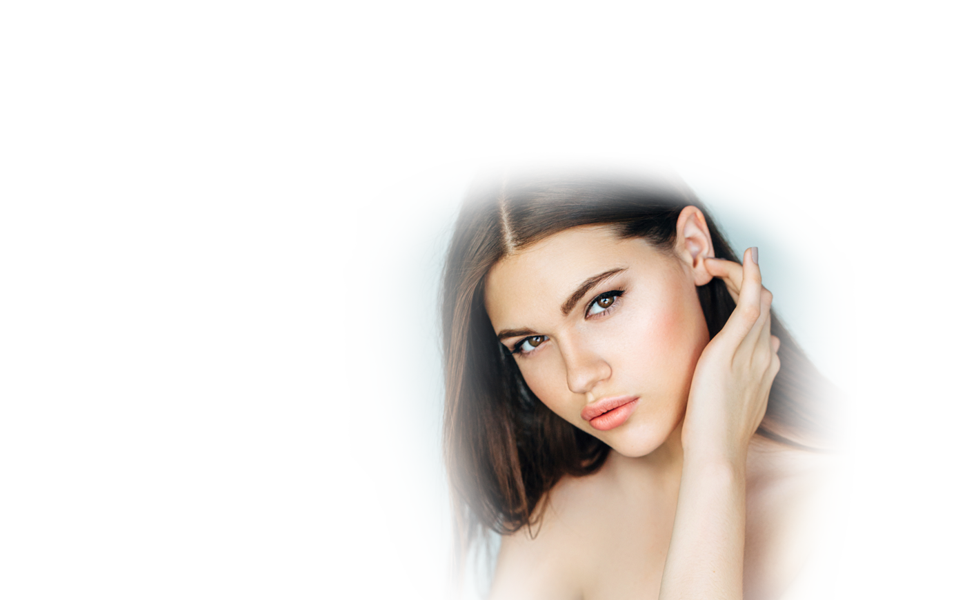 Ultrasonic Facials model