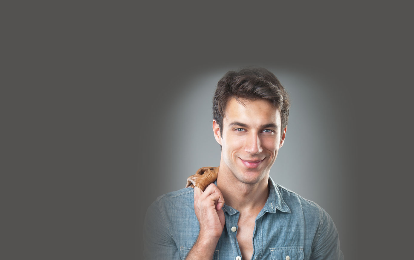 Male Chin Augmentation model