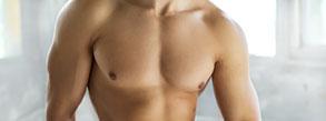 Breast Reduction for Men Model