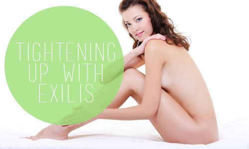 HOW TO TIGHTEN YOUR SKIN WITHOUT SURGERY WITH EXILIS
