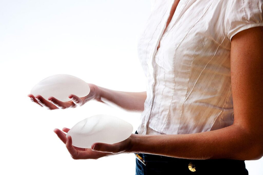 5 Reasons to Swap Your Saline Breast Implants for Silicone